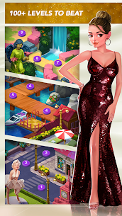 Glamland: Fashion Show, Dress Up Competition Game 3