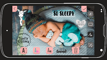 Baby Story - Photo Editor