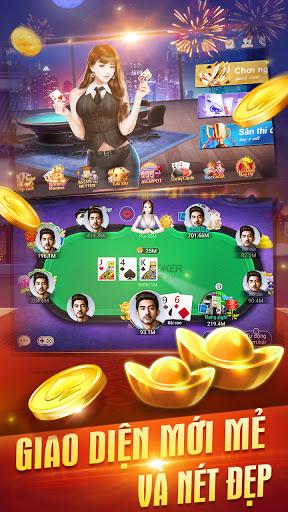Texas Poker Viu1ec7t Nam apkslow screenshots 1