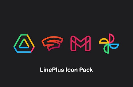 LinePlus Icon Pack 8