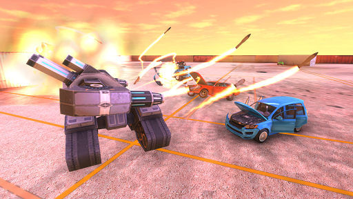 Demolition Derby Royale android2mod screenshots 5