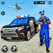 US Police Prado Cop Duty City War:Police Car Games