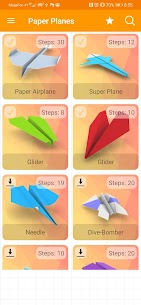 Paper Planes, Airplanes – 3D Animated Instructions 1.0.49 [MOD APK] Latest 1