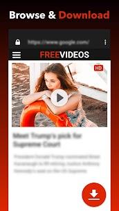 Free Video Downloader – Video Downloader App 1
