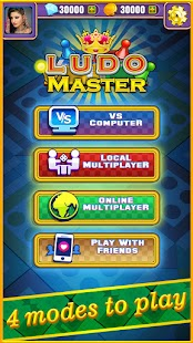 Ludo Master™ - New Ludo Board Game 2021 For Free Screenshot