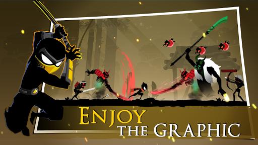 Stickman Revenge u2014 Supreme Ninja Roguelike Game 0.8.2 screenshots 4