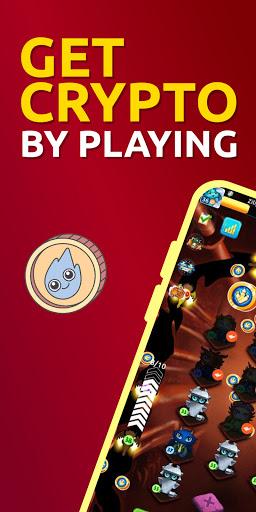 Crypto Dragons - Earn Blockchain Rewards apkpoly screenshots 1