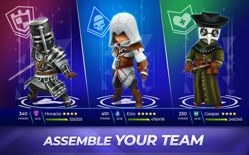 Assassin's Creed Rebellion: Adventure RPG 3.0.0 screenshots 17
