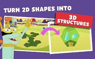 Cyberchase 3D Builder