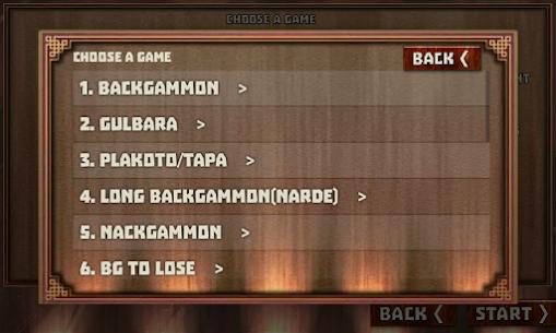 Backgammon Games – 18 Variants 2