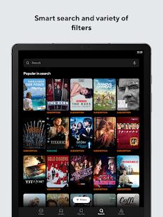 MEGOGO - TV, movies, cartoons and audiobooks 4.1.5 Screenshots 17