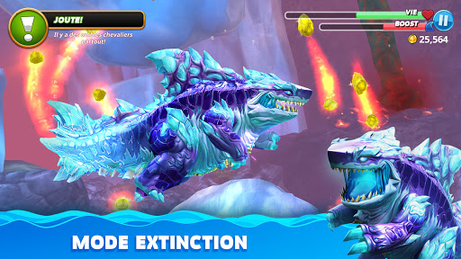 Hungry Shark World apk mod screenshots 1