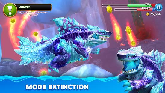 Hungry Shark World screenshots apk mod 1