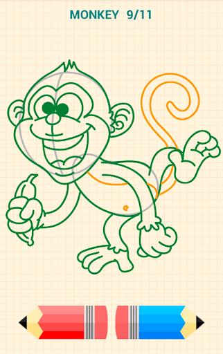 How to Draw Animals 5.1 Screenshots 6