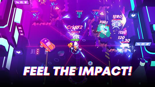 Super Clone: cyberpunk roguelike action Mod Apk (God Mode) 1