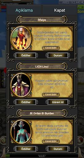 Magic Anvil Simulator 2.493 screenshots 4
