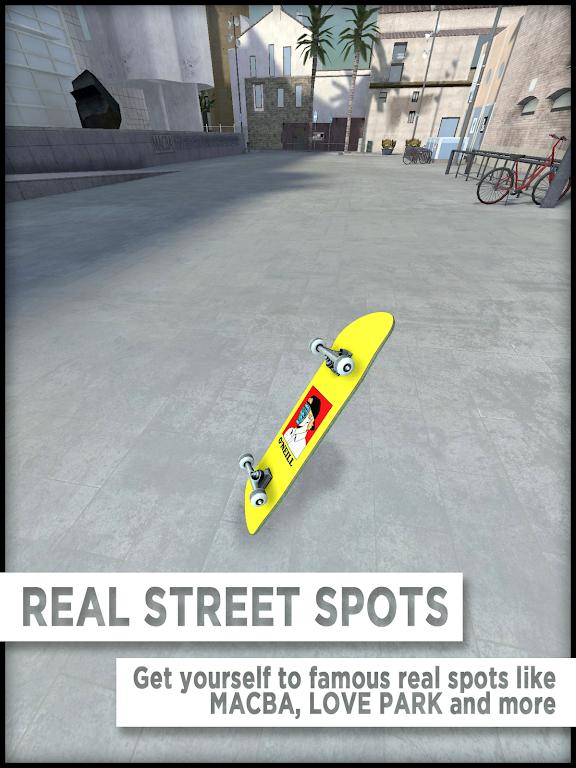 True Skate  poster 3