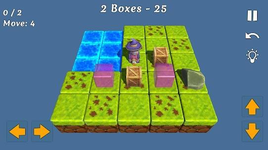 Push Box Magic – Free Puzzle Game 1.19 Android Mod APK 1