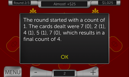Card Counter Lite  screenshots 5