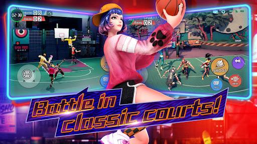 Basketrio: Back in the Game  screenshots 14