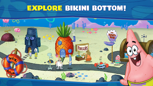 SpongeBob Krusty Cook-Off  screenshots 2