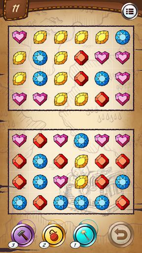 Jewels and gems - match jewels puzzle 1.3.0 screenshots 22