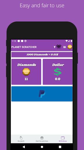 Planet Scratcher 1.5 screenshots 3