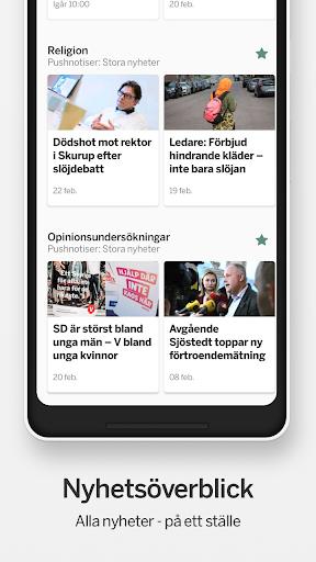 Omni | Nyheter  screenshots 2