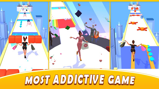 Shopaholic Go - 3D Shopping Lover Rush Run Games apktram screenshots 7