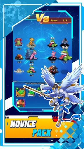 Digital Warrior: Super Evolve screenshots 12