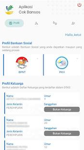Image For Aplikasi Cek Bansos Versi 1.0.3 3