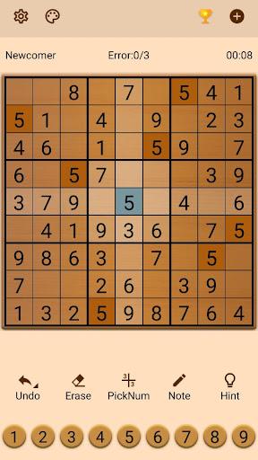 Sudoku 1.4.5 screenshots 3