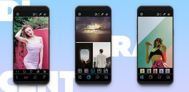 Dicentra: Photo Editor APK For Android 4