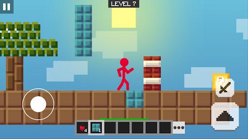 Stickman vs Multicraft: Lucky Block apktram screenshots 5