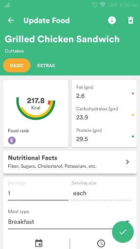 Health & Fitness Tracker with Calorie Counter  screenshots 5