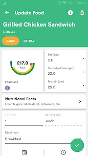 Health & Fitness Tracker with Calorie Counter 5