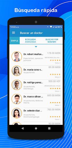 Doctiplus Chat Mu00e9dico - Doctores en lu00ednea 24/7  Screenshots 3