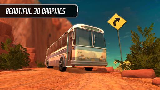 Coach Bus Simulator - Free Bus Games android2mod screenshots 4