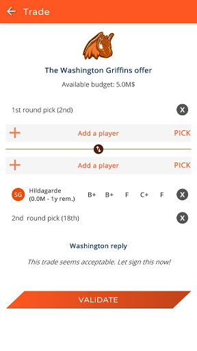 Astonishing Basketball Manager 21- Simulator Game apkmr screenshots 8