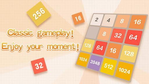 Code Triche 2048 Charm: Classic & New 2048, Jeux de chiffres APK MOD (Astuce) screenshots 1