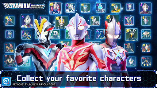 Ultraman: Legend of Heroes  screenshots 2