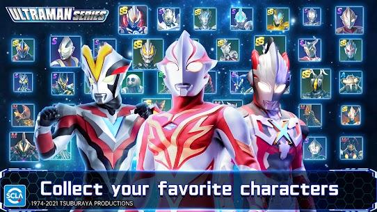 Ultraman: Legend of Heroes APK MOD UNLIMITED MONEY ***NEW 2021*** 2