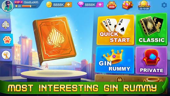 Gin Rummy 1.4.6 Screenshots 4