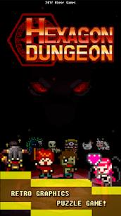 Hexagon Dungeon MOD (Unlimited Coins/Diamonds) 1