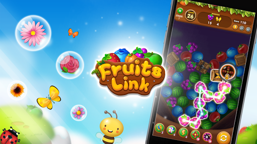 Fruits Crush - Link Puzzle Game 1.0037 screenshots 3