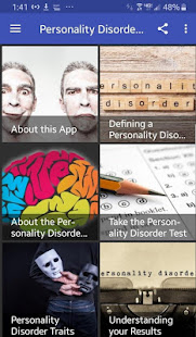 Personality Disorder Test
