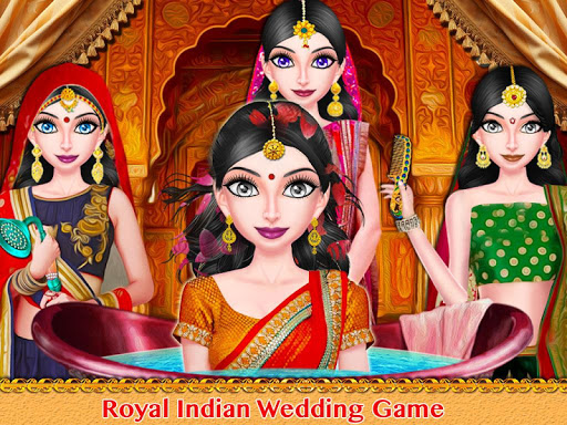 Indian Royal Wedding Beauty - Indian Makeup screenshots 10