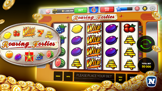 Gaminator Casino Slots - Play Slot Machines 777 Screenshot