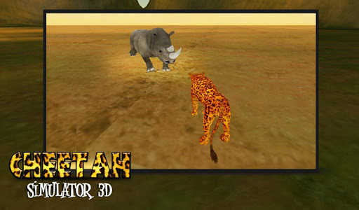 cheetah simulator 2018 3d screenshot 2
