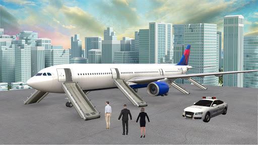 Airplane Flight Simulator: Flying Plane Games 2020 apkdebit screenshots 11